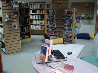 Bibliothèque des Gets.