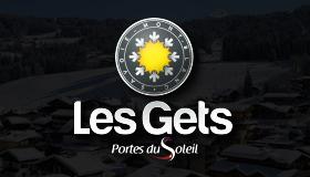 Site touristique des Gets.