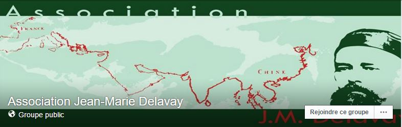 Page Facebook de l'Association Jean-Marie Delavay