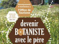 Brochure pour devenir botaniste avec le Père DELAVAY