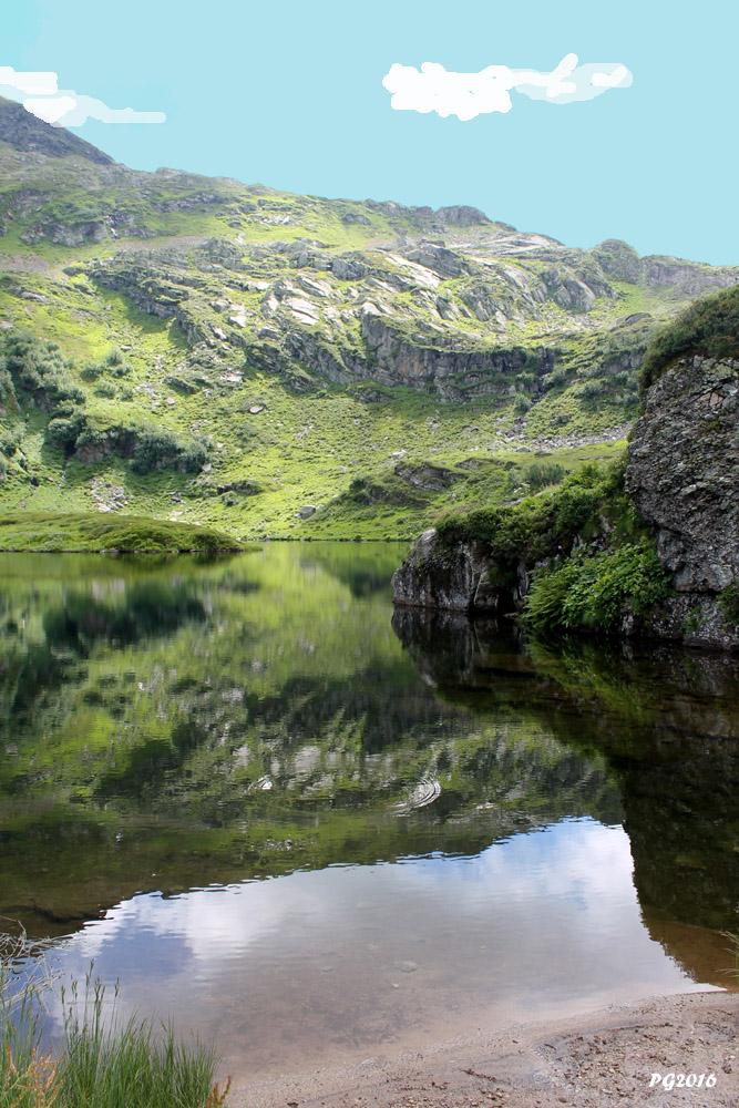 PORMENAZ Le Lac