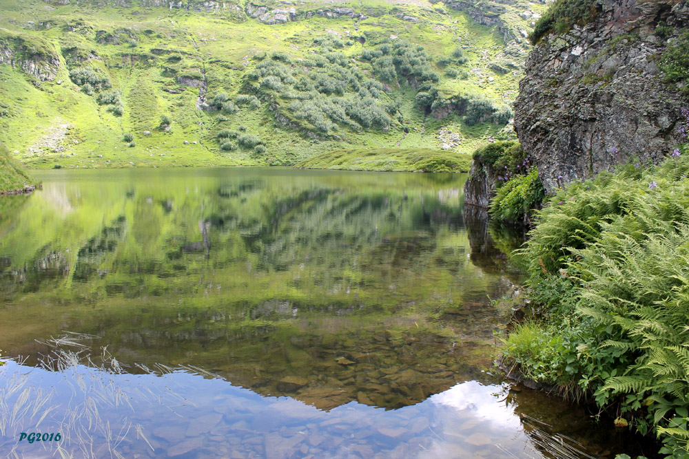 PORMENAZ Le Lac2